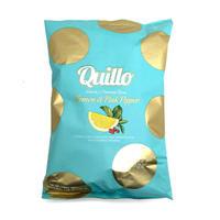 QUILLO(キジョー)レモン&ピンクペッパー ポテトチップス