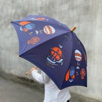 manipuri(マニプリ)0101672004 balloon 晴雨兼用折り畳み傘 40.navy