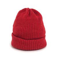 CA4LA(カシラ)ONM01460  AUTHENTICO ニットキャップ RED