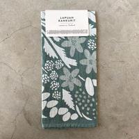 LAPUAN KANKURIT(ラプアン カンクリ)EUKALYPTUS タオル 4.white aspen green