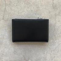 YAHKI(ヤーキ)YH-323 コインケース付きクレジットカードケース BLK