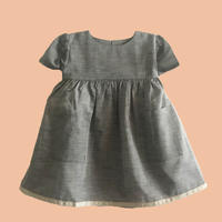 Grosgrain Ribbon Dress