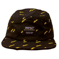 WeSC/Vibesキャップ