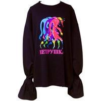 SVARKA×Petrushka スペシャルコラボTシャツ (クルーネック)