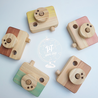 wooden camera (toy)