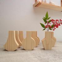 flower vase ・white ash