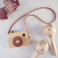 wood camera(natural wood series)