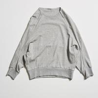 【divka】 Cotton Fleece Pullover
