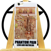 《Leon and Mathilda》iPhone 5/5s/SE/6/6s case