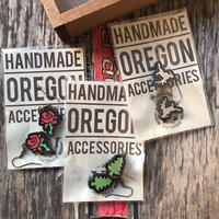 Handmade Oregon Accessories -ピアス-