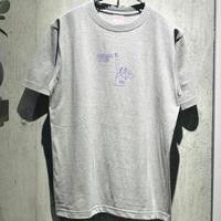 PLAYER Tシャツ(MAILMAN COFFEE)   グレー