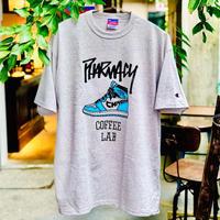 KICKS Tシャツ(オックスフォード)Pharmacyカラー