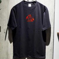 PLAYER Tシャツ(MELO COFFEE) ブラック