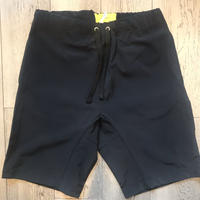 「NECESSARY or UNNECESSARY」SPINDLE SHORTS - color / BLACK