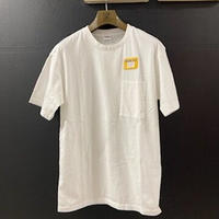 "「THE UNION」 THE FABRIC / ""THE POCKET QD"" / color - WHITE"
