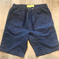 「NECESSARY or UNNECESSARY」SPINDLE SHORTS 'DENIM'