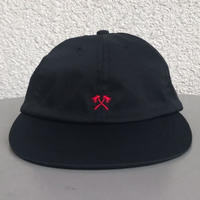 「SUN CAP」moreAXE special - color / BLACK