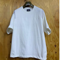 「THE UNION」THE FABRIC / SIXTEEN TWO AF MESH TEE / color - WHITE