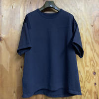 「THE UNION」THE FABRIC / SIXTEEN TWO AF MESH TEE / color - CHACOAL
