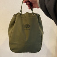 「NECESSARY or UNNECESSARY」SPINDLE  / color - OLIVE
