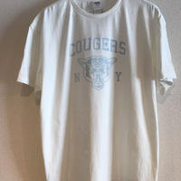 THE UNIIN 「NEW YOKU COUGERS」 col-WHIT / print-BLUE
