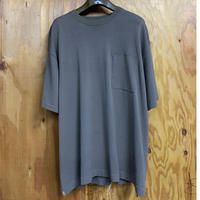 「THE UNION」THE FABRIC / THE KNIT POKET Tee FFM別注 / color - CHACOAL