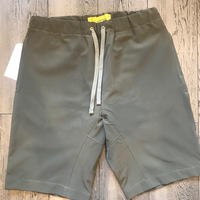 「NECESSARY or UNNECESSARY」SPINDLE SHORTS - color / OLIVE