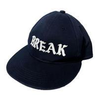 """「THE UNIIN」NEWYOKU CITY BREAKERS """"BREAK"""" CAP / color - NAVY"""