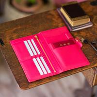 パスポートケース(3冊収納) ヴォー・エプソン/ローズエクストリーム