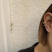 flat m earcuff  (EC19-009)