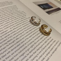 Double x Ring (R19-109)