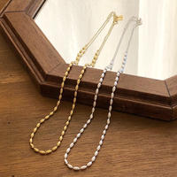 mini boll Necklace (N20-AW002)