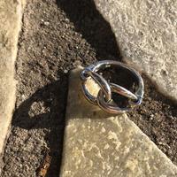 w chain ring  (R19-032)