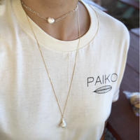long p necklace  (N19-007)