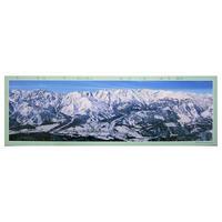 大型パノラマポスター「白馬連山」 冬