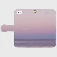 iPhone5/5s/SE用 手帳ケース -Love the Ocean-