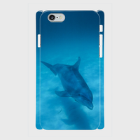"iPhone5/5s/SE, 6/6s/用ケース ""Dolphin"""