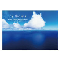2019 PHOTO CALENDAR  『by the sea』PC2019-1
