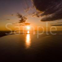 湘南Sunrise 写真データ 4048×3032