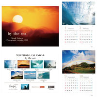 {3冊以上ご注文の場合} 2020 PHOTO CALENDAR  『by the sea』PC2020-2