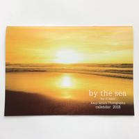 2018 PHOTO CALENDAR  『by the sea』PC2018-1