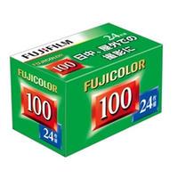 フジカラー FUJICOLOR 100 24枚撮り