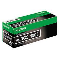 ネオパン100 ACROS II 12枚撮/1パック(ブローニー)