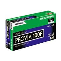 フジクローム PROVIA100F 12枚撮/5パック(ブローニー120)