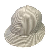 "6P HAT   ""HICKORY BEIGE"""