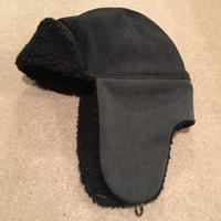 BOMBER CAP  USED FABRIC ONE OFF 04