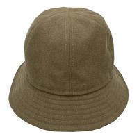6P HAT -VINTAGE CANVAS- BEIGE
