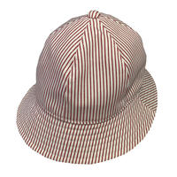 "6P HAT   ""HICKORY RED"""
