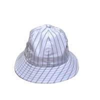 "6P HAT "" BLUE STRIPE  """