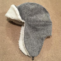 BOMBER CAP  USED FABRIC ONE OFF 03